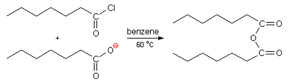 Learn Preparation Of Acid Anhydrides By Condensation Of Carboxylic