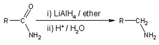 Learn Reduction Of Amides By Na Etoh meaning, concepts