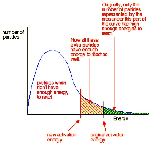 Learn Lowering Of Activation Energy By Catalyst Meaning Concepts