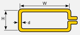 Learn Square Rectangular Coil meaning, concepts, formulas