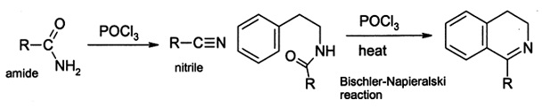 Learn Dehydration Of Primary Amides By P4o10 Socl2 Pocl3